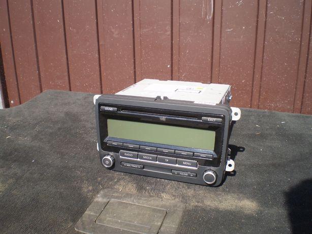 Radio CD VW Golf 6 Passat B6 Tiguan