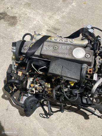 Motor Ford 1.8td RVA