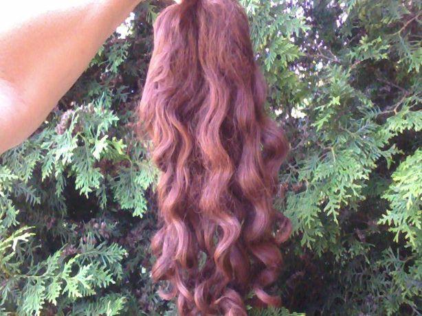 Treska do włosów