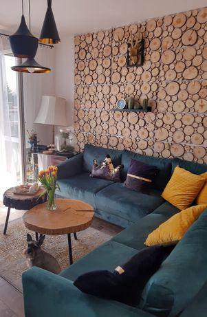 Panele drewniane 21szt. 33zł Loft pokój salon ściana styl