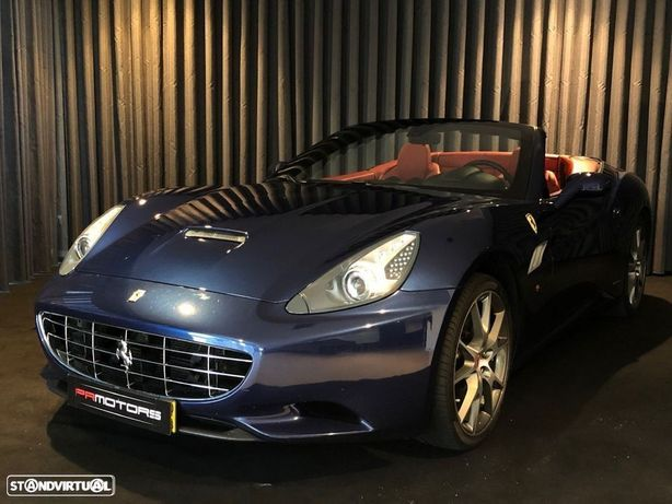 Ferrari California V8