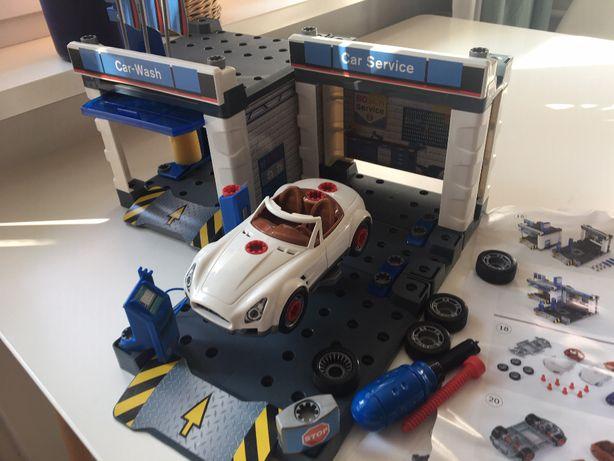 Klein warsztat samochodowy, myjnia, Bosch + auto