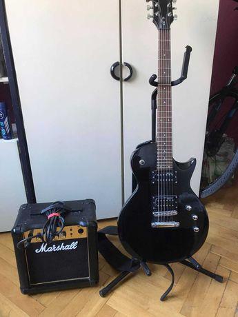 Gitara elektryczna + piec