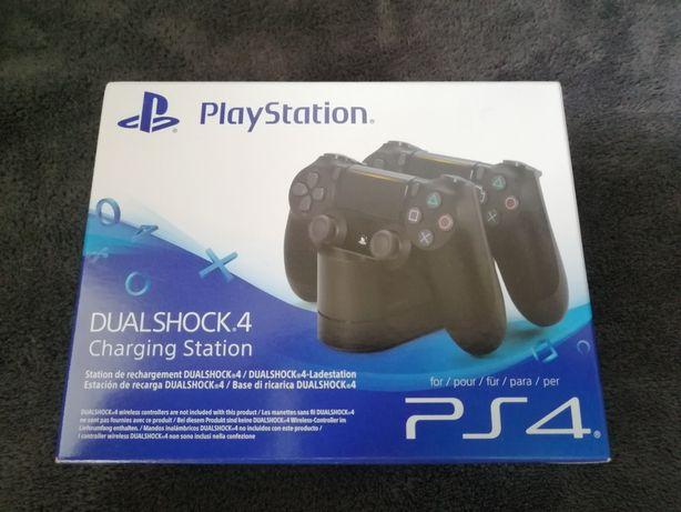 Ładowarka Sony PlayStation DualShock4 Charging Station / Gwarancja