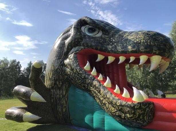 Zjeżdżalnia dmuchana Dinozaur