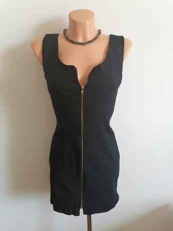 Sukienka mała czarna Mielczarkowski
