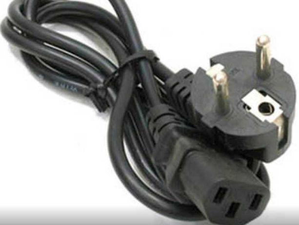 кабель сетевой (электрический) для подключения ПК, оргтехники и проч