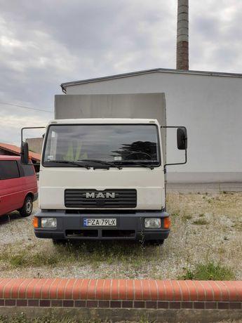 Samochód ciężarowy MAN 10.163 L200 E2 LLC