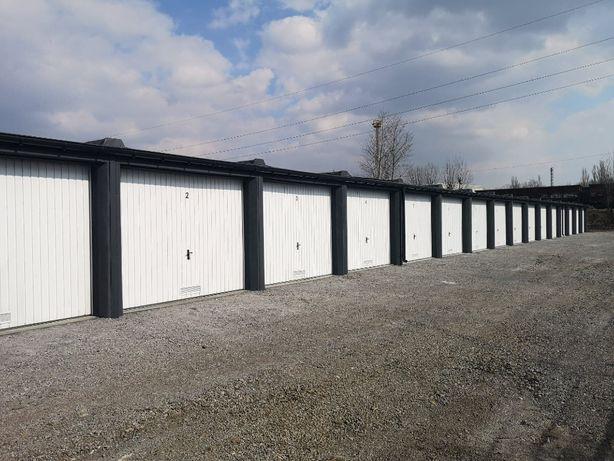 Sprzedam Garaże betonowe ul. Polska Zawiercie