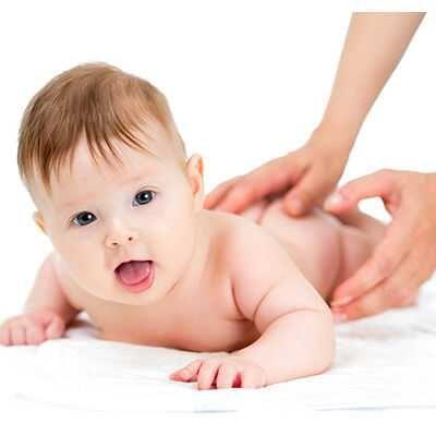 массаж для детей на дому