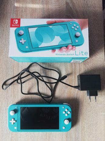 Nintendo Switch Lite + gra Animal Crossing