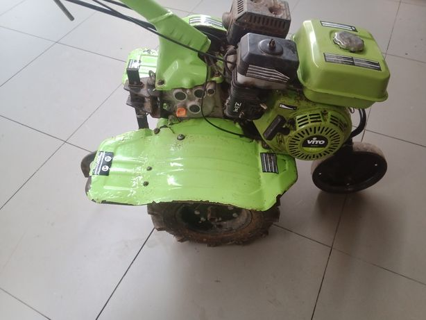 Moto cultivador de 2 velocidades + MA