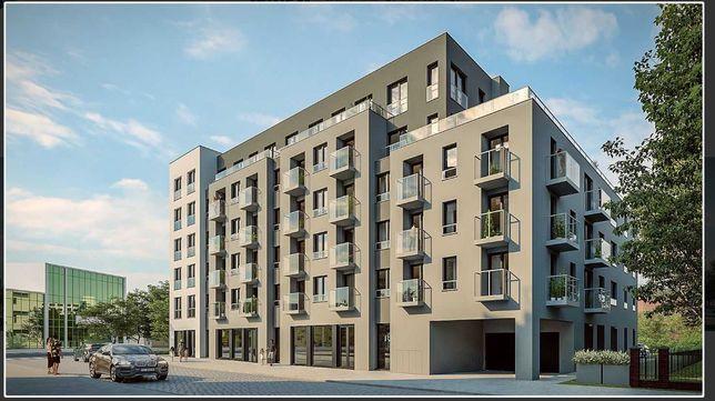 Wilda  3pokojowy apartament z tarasem -Nowa Inwestycja