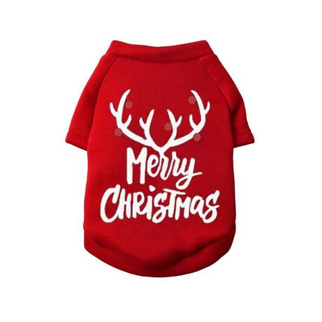 Xs świąteczne ubranko dla Twojego pupilka, nowe