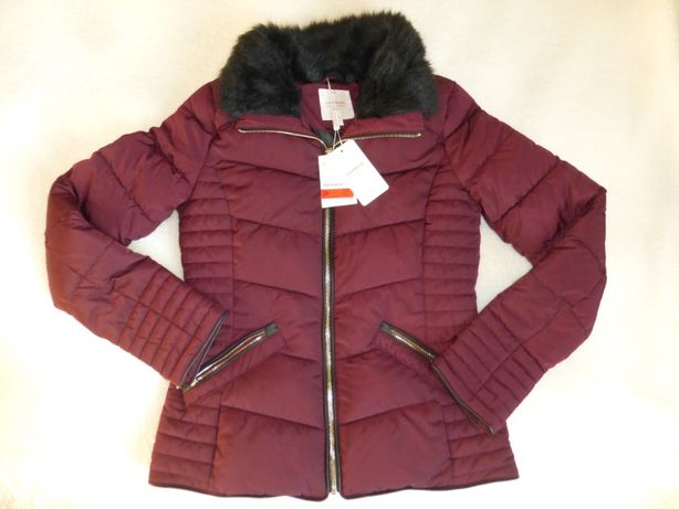 Зимняя куртка , синтепон S(36) от C&A Германия 680 грн.
