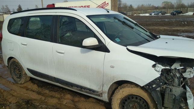 Dacia Lodgy 2016г