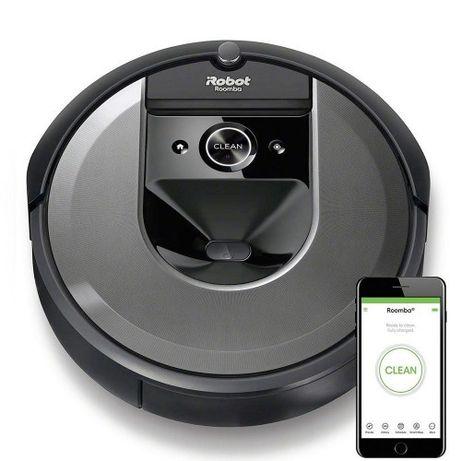 Акцыя!!! Робот-пилосос iRobot Roomba i7 7150 з Франції