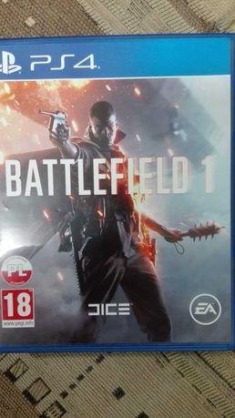 Gra ps 4 Battlefield 1 pl.