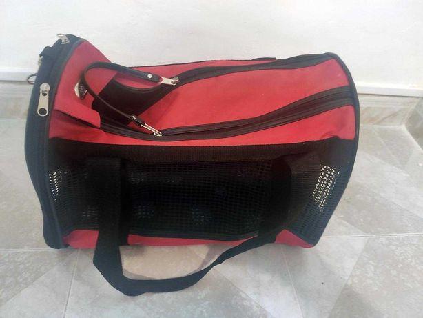 Bolsa para transporte de cão / gato