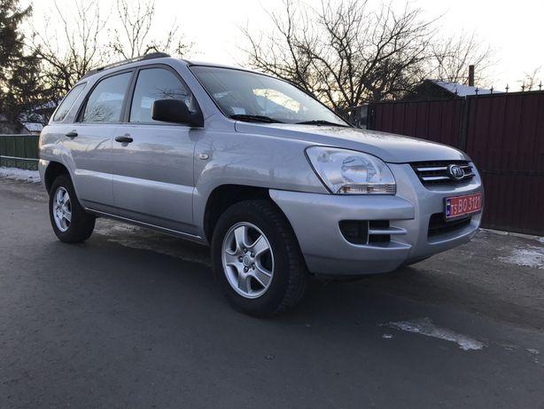 Kia Sportage 2,0 газ/бензин