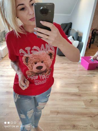 T-shirt rozmiar s