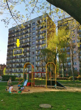 Mieszkanie / 37,1 m² / Chorzów Centrum / + 2 balkony + piwnica
