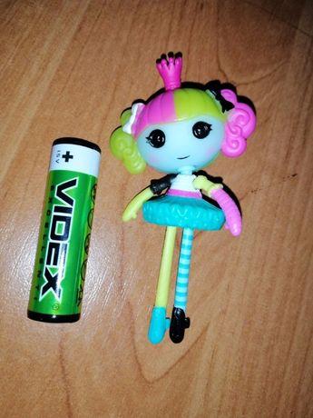 Кукла лалалупси 8см оригинал MINI LALA-OOPSIES Princess Saffron