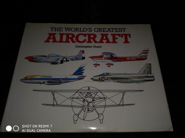Livro the worlds greatest aircraft - Engenharia Militar e Naval