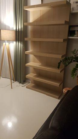 IKEA LACK półka 30 wysokość 190 cm brzoza okazja 3 szt