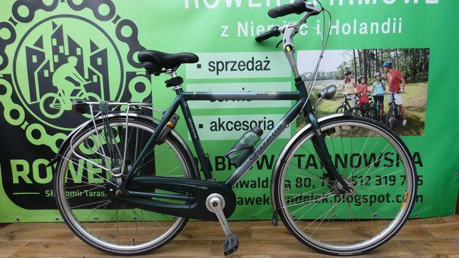 Rower GAZELLE DAVOS - koła 28, Nexus 7 biegów, aluminiowy