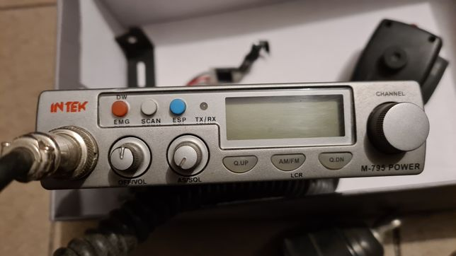 Cb radio INTEK M-795