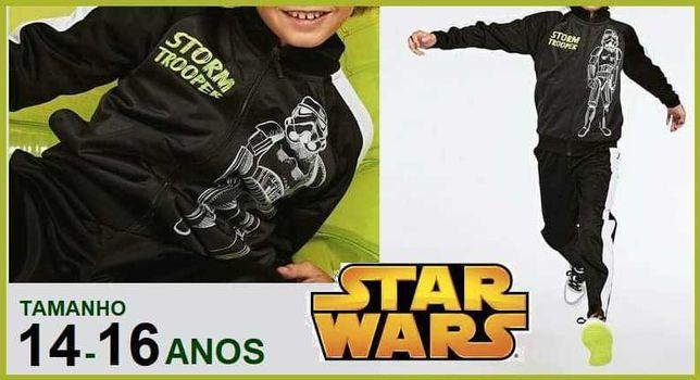 """Fato de Treino """"Star Wars"""" (Novo)"""