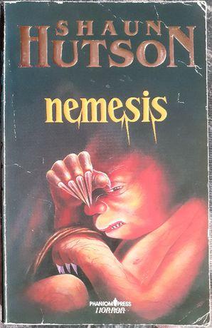 Nemesis Shaun Hutson Phantom Press International 1991
