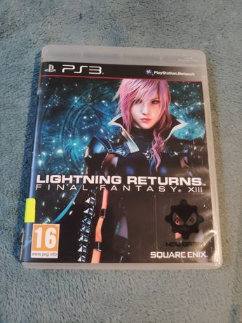 Lightning Returns - Final Fantasy XIII (PS3)