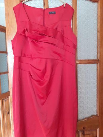 Атласне плаття