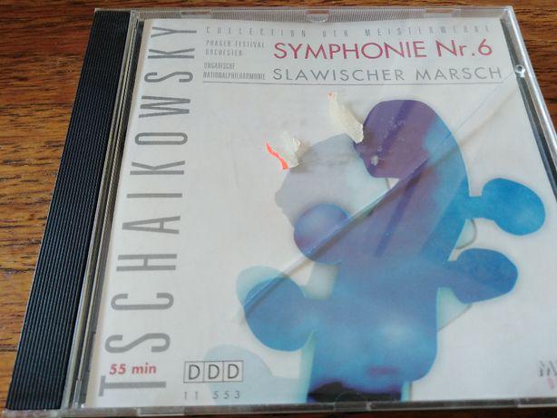 Tchaikovsky, Czajkowski, Symphonie Nr. 6, CD