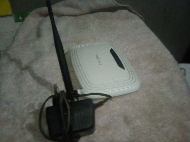 Router com carregador