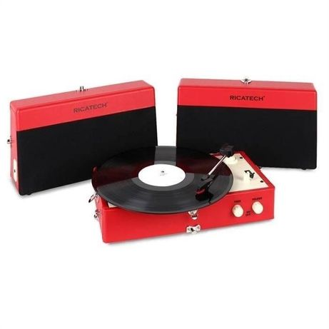 Gramofon retro walizka Ricatech RTT80 Vintage