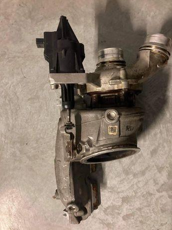 Bmw F20 118i F30 318i B38 turbo sprężarka