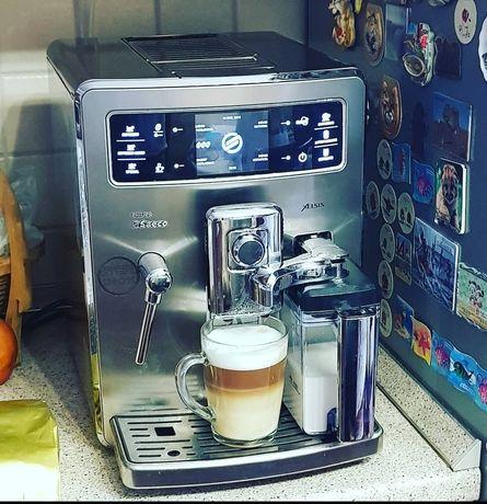 Кофемашина Philips Saeco Xelsis HD8944/01