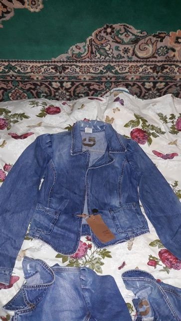 Курточки джинсові G Brand