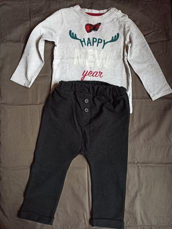 Костюм новогодний, комплект, набор, штаны, свитер LC Waikiki