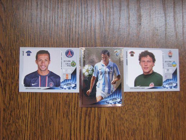 "PANINI Наклейки для альбома ""UEFA CHAMPIONS LEAGUE 2012-2013"""