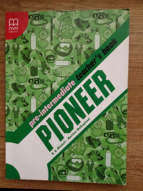 Pioneer pre-intermediate teacher's book