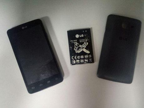 Продам на запчасти телефон LG X135