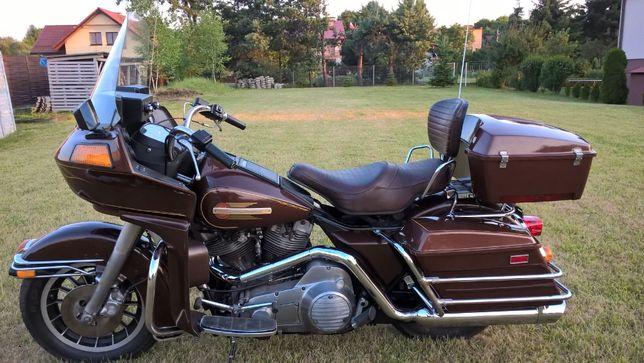 1980 Harley Davidson FLT Shovelhead