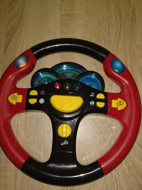 Детский обучающий руль