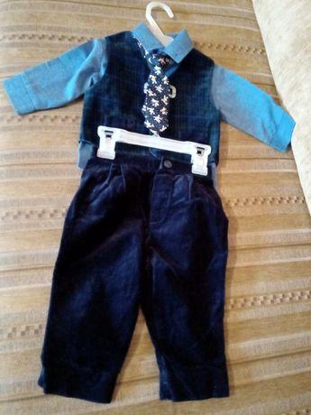 Детский костюмчик на мальчика 6 мес