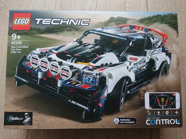 Nowe klocki Lego Technic 42109 Auto Wyścigowe Top Gear