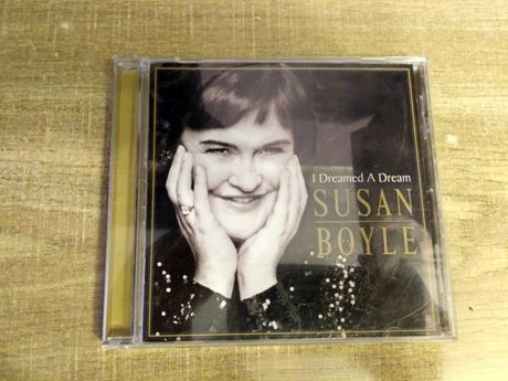Susan Boyle I dreamed a dream plyta cd